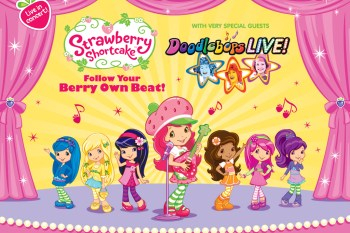 Strawberry Shortcake: Follow Your Berry Own Beat Show is Coming Your Way!