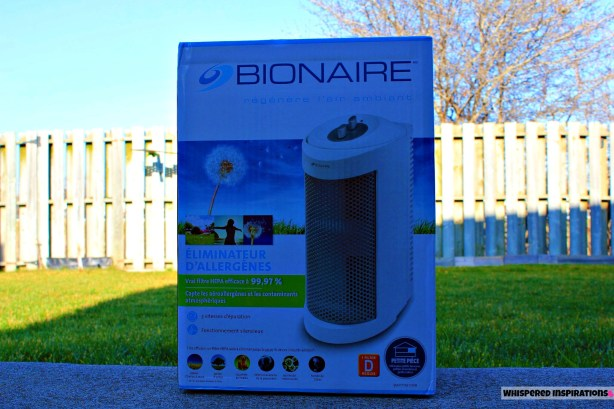 Bionaire Allergen Remover Mini Tower