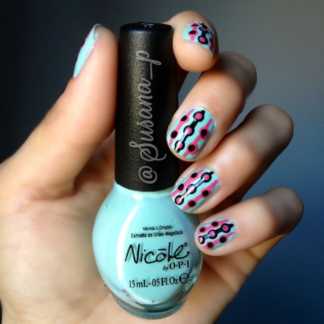 Nicole by OPI's Modern Family