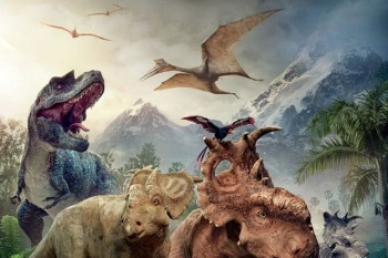 Walking with Dinosaurs in 3D: An Entertaining, Educational & Breathtaking Film! Catch It In Theatres December 20th! #WalkingWithDinosaurs