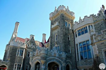 CityPASS Toronto: Stepping Back in Time at Casa Loma and Spending a Day in Toronto's Castle. #travel