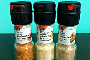Club House Flavoured Sea Salt Grinders: Take This Quiz and Find Out What Your Flavour Is!