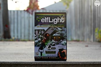 Forget the Ladder, You Absolutely NEED the Original Elf Light to Decorate Your House This Year!