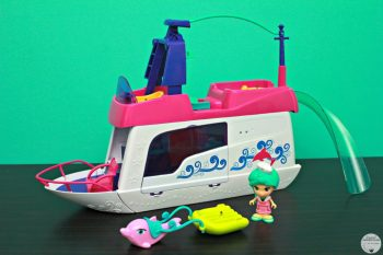 VTech Flipsies: Sandy's House and Ocean Cruiser + Giveaway!