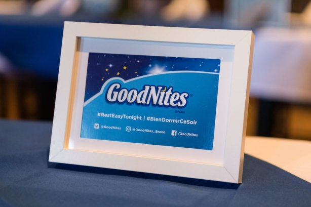 Goodnites Getaway Event. Niagara Falls, Canada. June 24, 2016 (photo: Vito Amati/Ryan Emberley Photography)