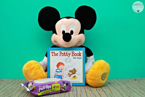 Potty Training Tips + Pull-Ups Potty Partnership Tool Kit Giveaway!