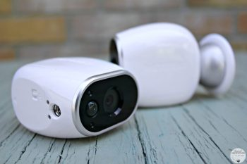 Have Peace of Mind with the Arlo Wire-Free Security System by NETGEAR. #tech