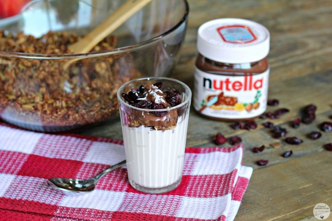 6 Delectable Things You Never Knew You Could Do with Nutella! It isn't a secret that Nutella is basically one of the greatest things on this planet. These recipes are to die for! #nutella #nutellarecipes