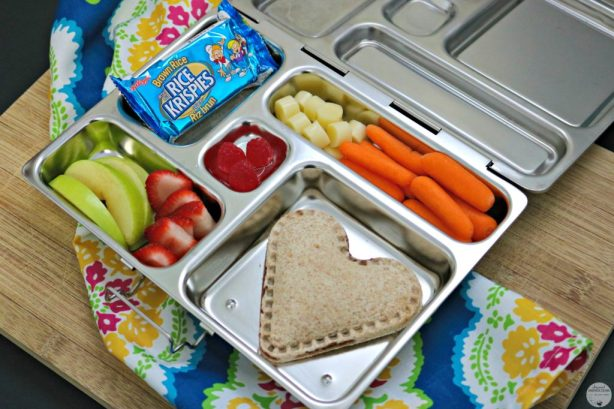 Finding Balance for School Lunches and Brown Rice Rice Krispies Squares! #ApproveThisLunchBox