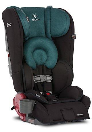 Win a Diono Rainier Convertible + Booster Car Seat!