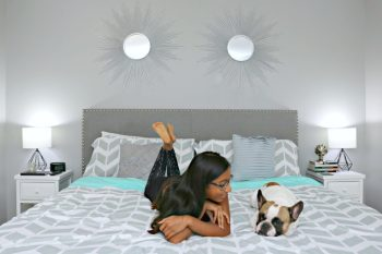 7 Simple Ways to Sleep Better + Our Experience with our Douglas Memory Foam Mattress!