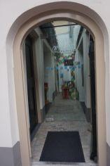 Sint Paulus guest house-entrance-corridor
