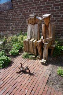 Sint Paulus guest house-exibition, garden