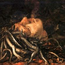 medousa; robins, 1618