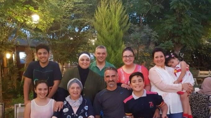 صورة العائلة
