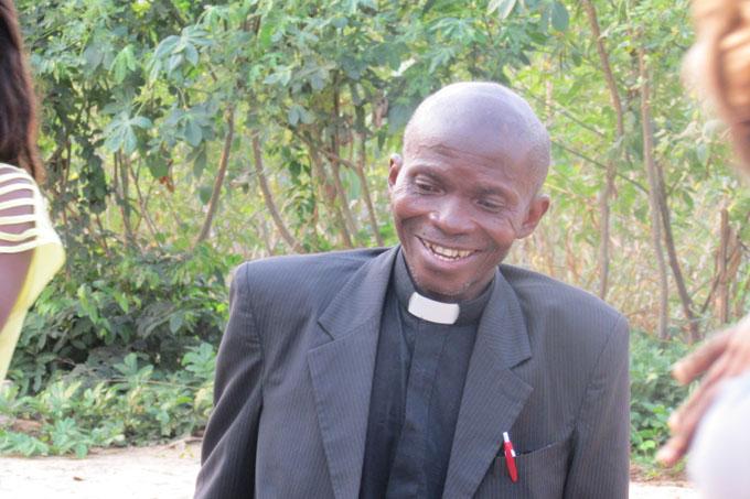 Pastor Nkudulu