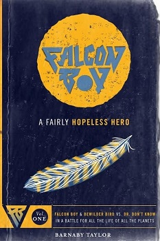 Falcon Boy and Bewildered Bird by Barnaby Taylor