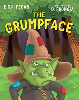 The Grumpface by BCR Fegan