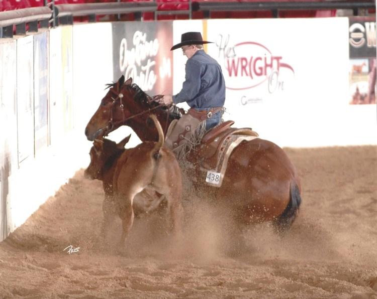 Ed John on Horse