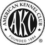 Whispering Wind associations AKC American Kennel Club logo