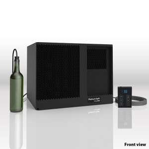 WhisperKOOL Ductless Platinum Split Wine Cellar Cooling
