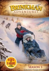 brinkman adventures, season 3