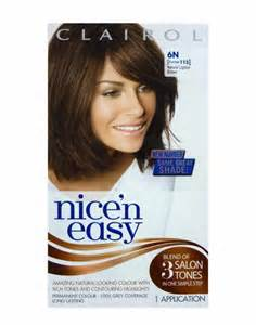 clairol nice and easy 6N 115