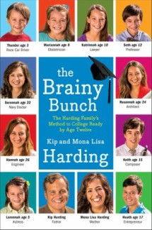 Book Review:  The Brainy Bunch (with my reflections on public vs home schooling)