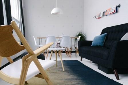 living room tootsie rolls