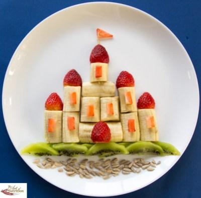 fruit castles
