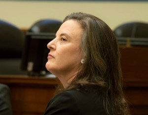 Special Counsel Carolyn Lerner at Sept. 9, 2014 hearing