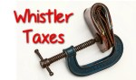 Whistler Property Tax Increase