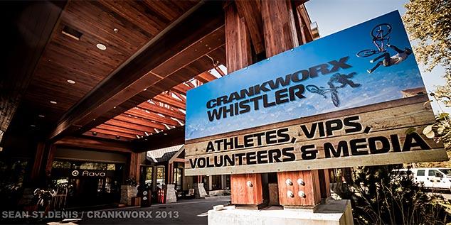 Whistler Crankworx Mountainbike Festival