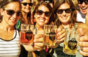 Whistler Beer Tasting at Whistler Beer Festival