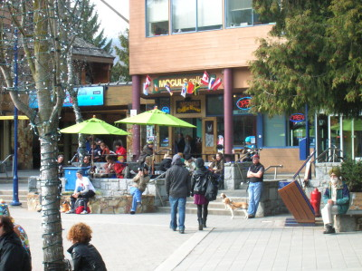 Whistler Moguls Coffee House