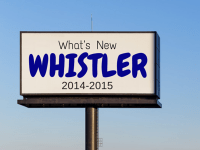 Whistler Whats New 2014