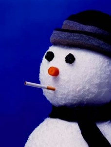 non smoking ski resorts