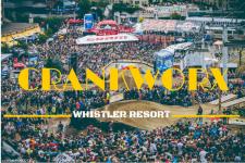 Crankworx Whistler Mountain Bike Festival