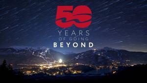 Whistler Blackcomb 50th Anniversary
