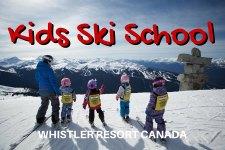 Whistler Kids Ski School