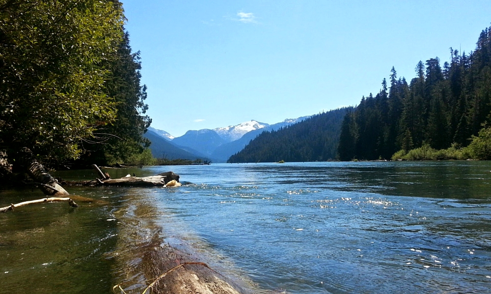 Cheakamus Lake | Beginner Friendly Hikes in Whistler
