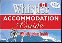 Whistler VRBO Maps & Guide