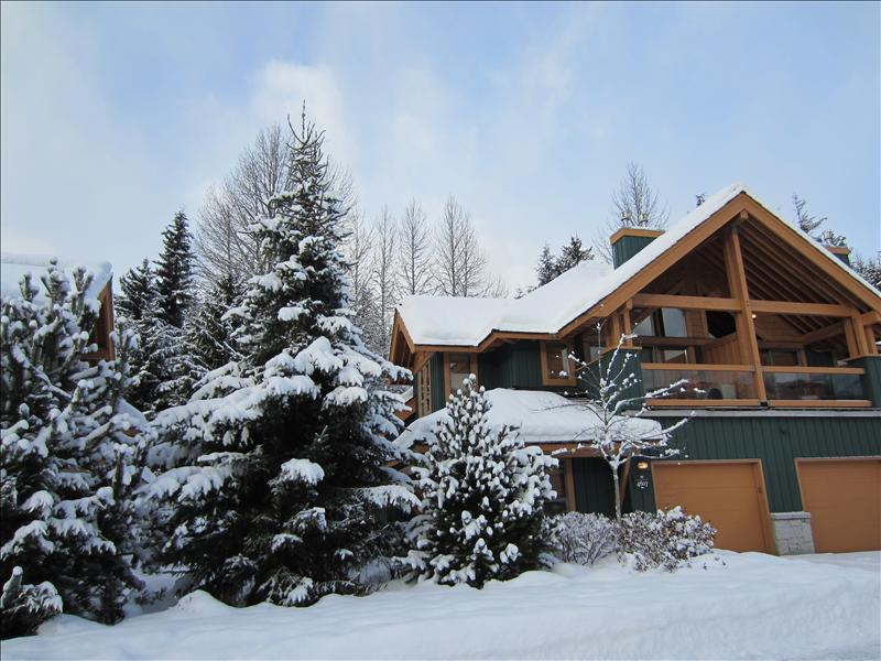 Luxury Whistler Accommodations Pictures