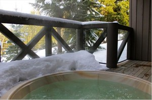 Photo of Pinnacle Ridge :: Ski in Ski out, private hottub, slopeside