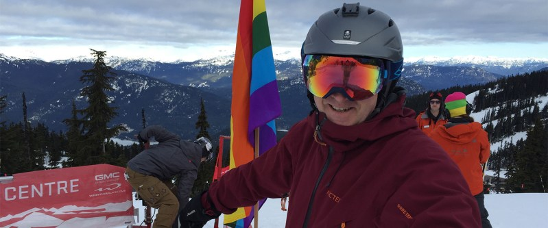 Whistler Pride Charity Ski Race