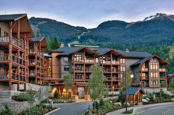 Lodging Ovations evolution whistler creekside