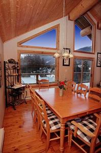 Pictures of 3 BDRM CREEKSIDE CHALET, HOT TUB