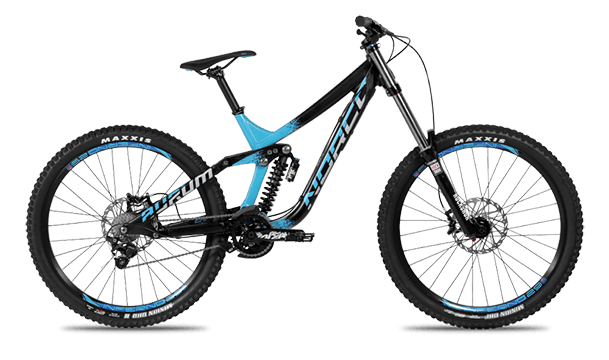 norco aurum a7.2 rental bike