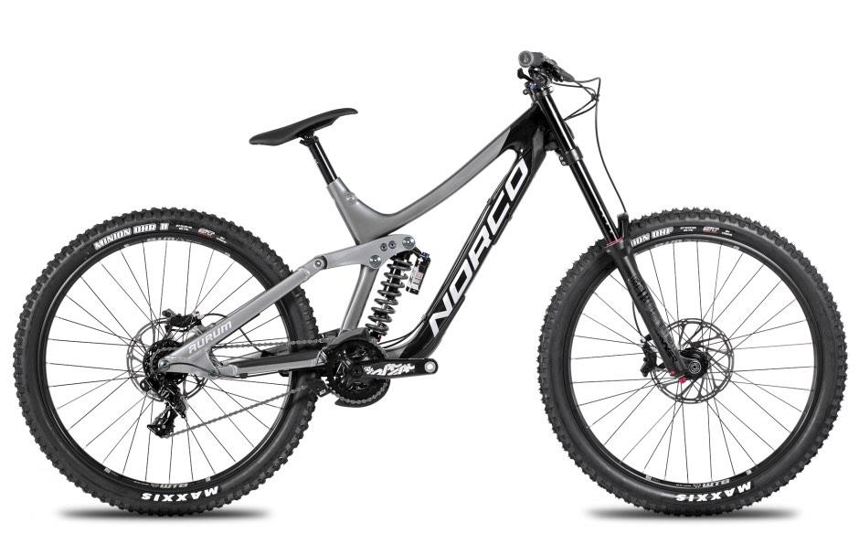 high performance downhill bike rental