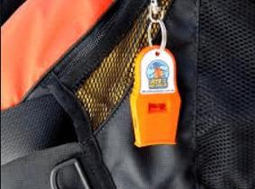 ScubaGadget – Scuba News Service, Whistles for Life review